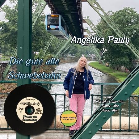 CD Cover von Die gute alte Schwebebahn