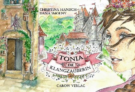 Cover des Buches Tonia die Klangzauberin