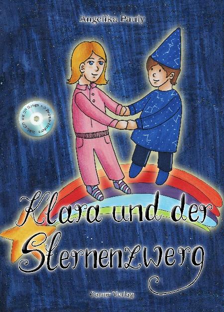 Cover des Buches Klara und der Sternenzwerg