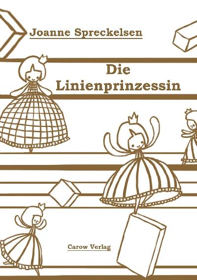 Cover des Buches Die Linienprinzessin
