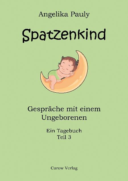 Cover des Buches Spatzenkind