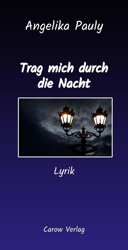 Cover des Buches Trag mich durch die Nacht